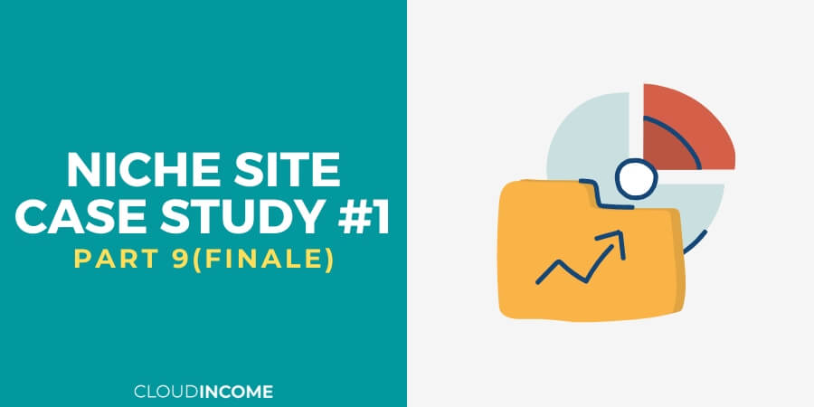 How i made $10,000 from my niche site case study