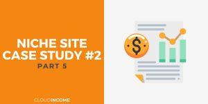 Niche site case study update q4 2015