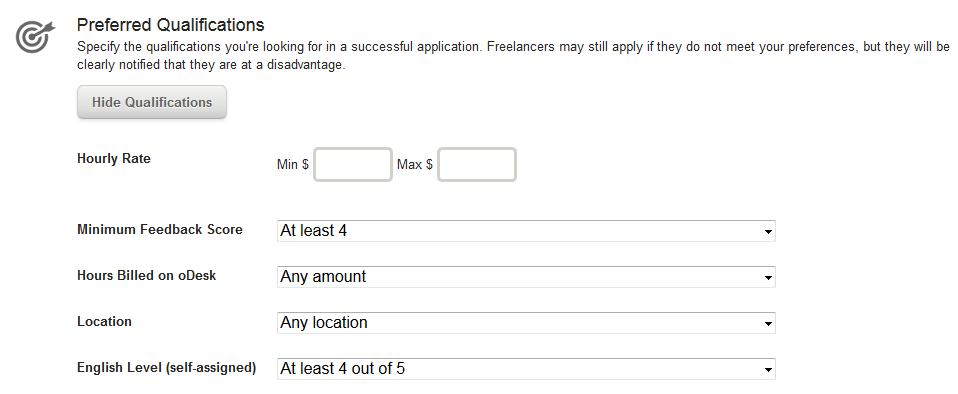 Preferred Qualifications