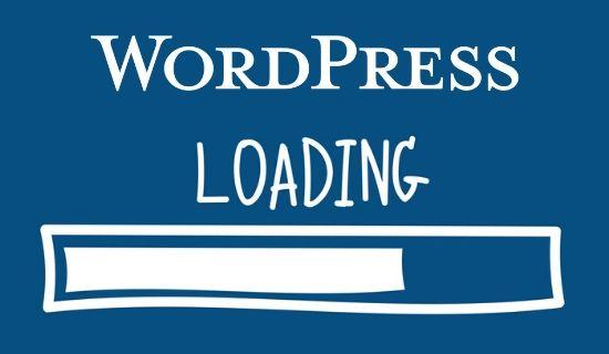 why is wordpress so slow