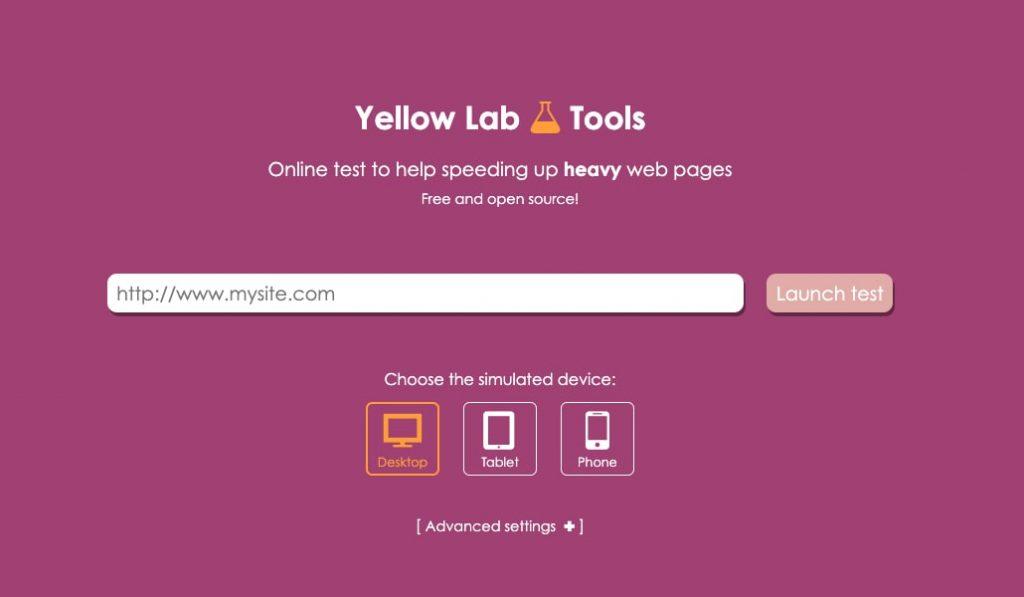 yellow lab speed tools