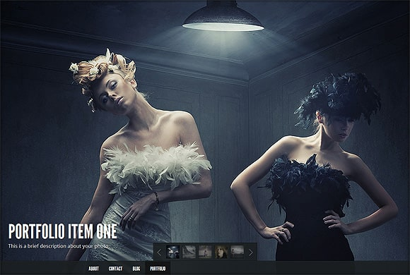 ElegantThemes Gleam Theme