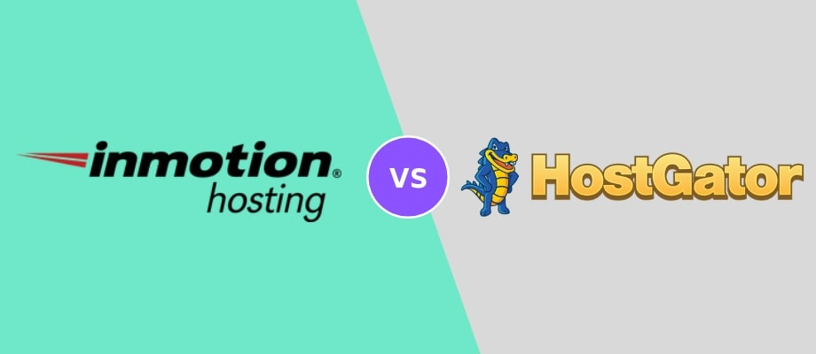 InMotion vs HostGator Hosting -  A Side-By-Side Comparison For 2019
