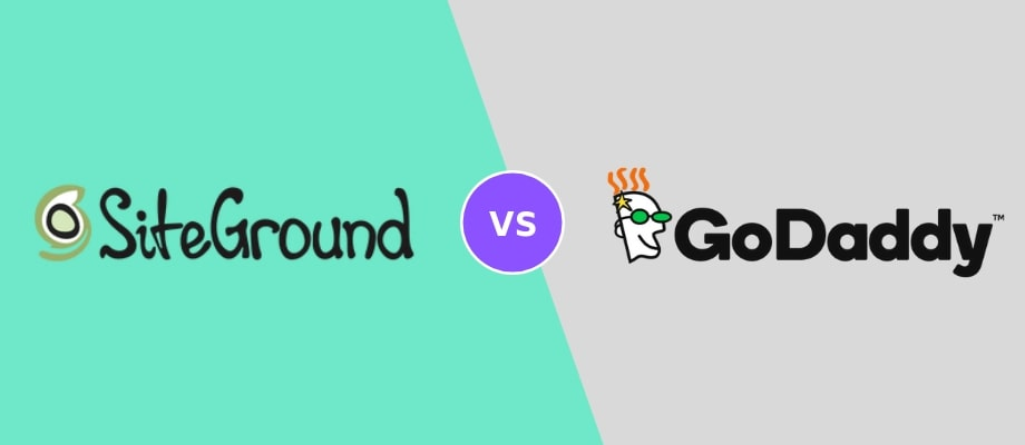 SiteGround vs GoDaddy a Side-By-Side Comparison in 2019