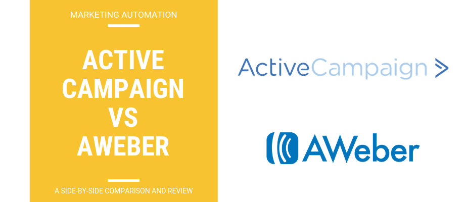 activecampaign vs aweber