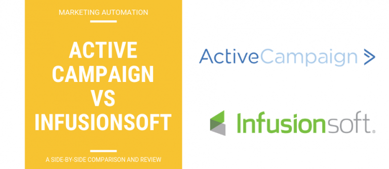 activecampaign vs infusionsoft