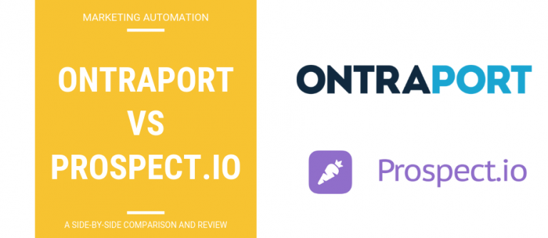 ontraport vs prospect