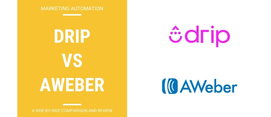 Drip vs Aweber – A Side-By-Side Review & Comparison