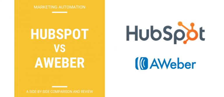 hubspot vs aweber