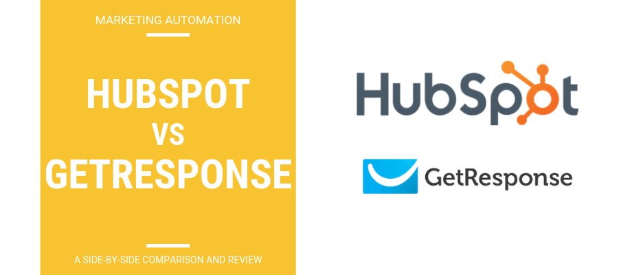 hubspot vs getresponse