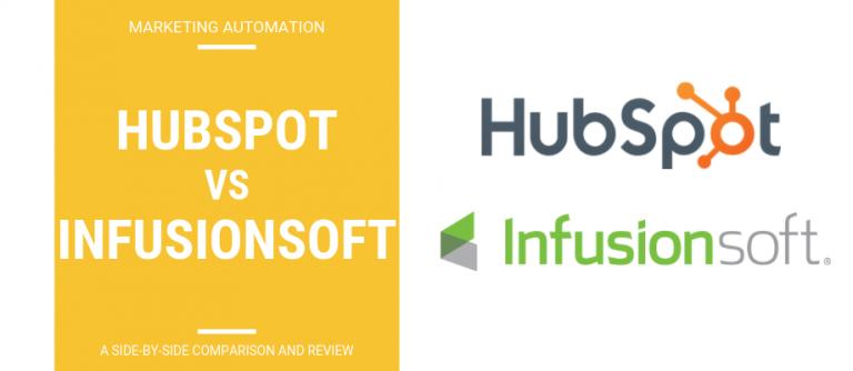 hubspot vs infusionsoft