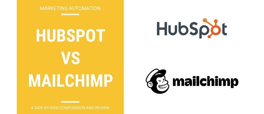 hubspot-vs-mailchimp
