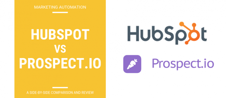 hubspot vs prospect