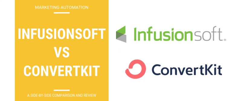 infusionsoft vs convertkit