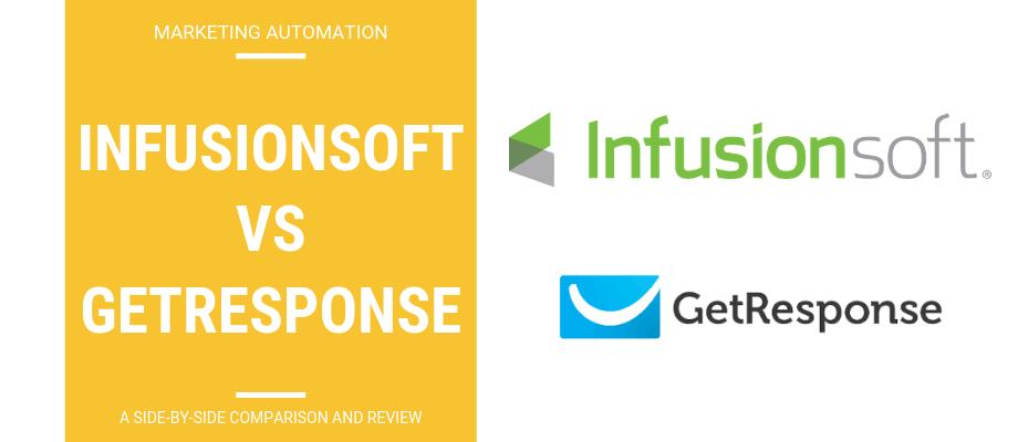 infusionsoft vs getresponse
