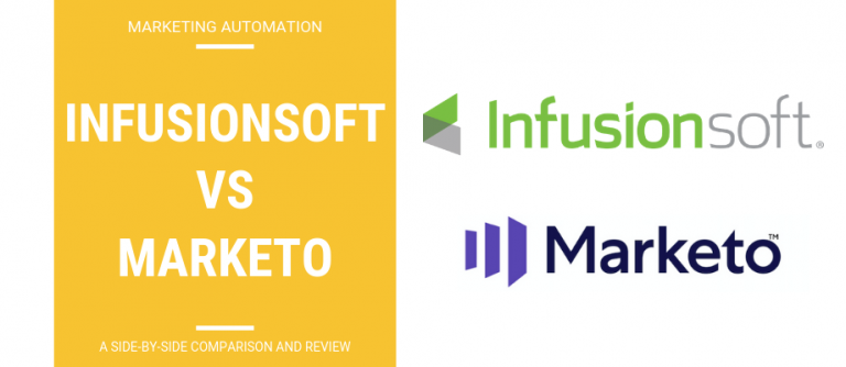 infusionsoft vs marketo