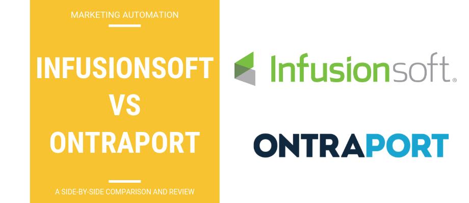infusionsoft vs ontraport