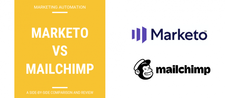 marketo vs mailchimp