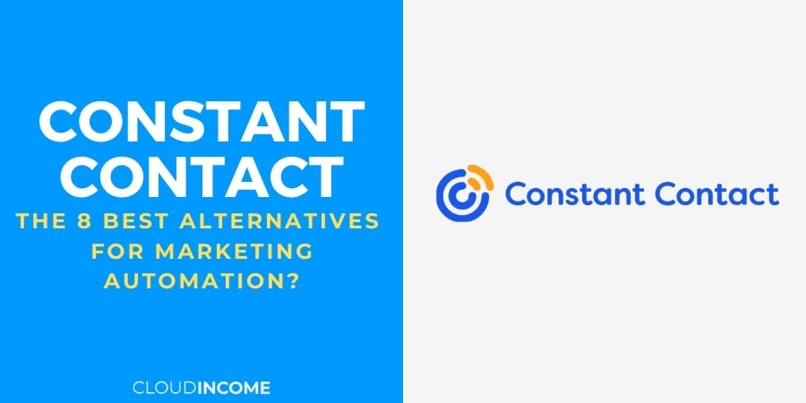 The 8 Best Constant Contact Alternatives for Marketing Automation