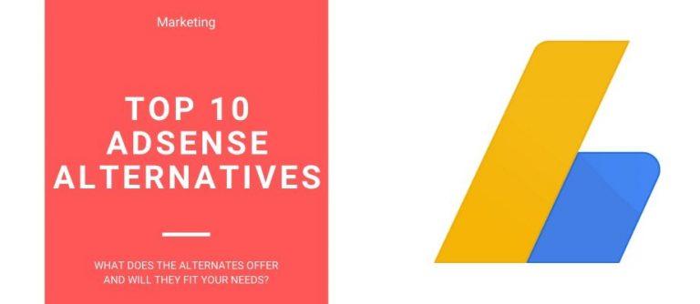 top-10-adsense-alternatives