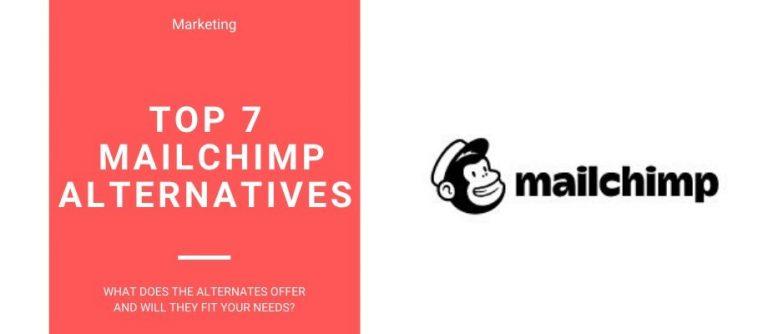top-mailchimp-alternatives-for-2020