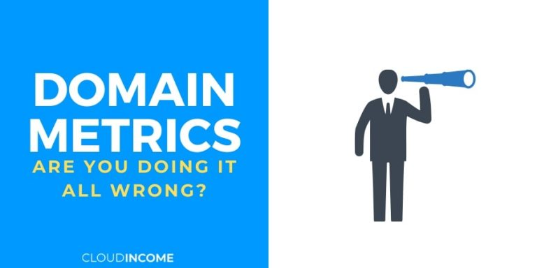 domain metrics