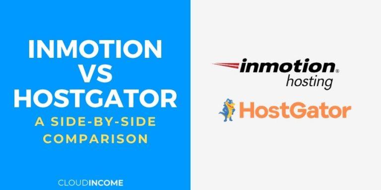 inmotion vs hostgator