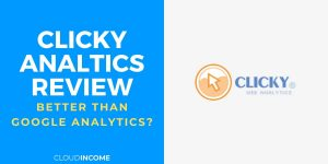 Is clicky a good alternative to google analytics a full review
