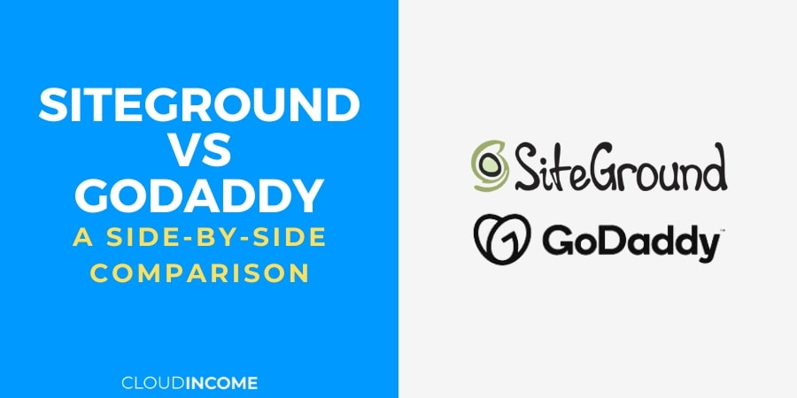 siteground vs godaddy