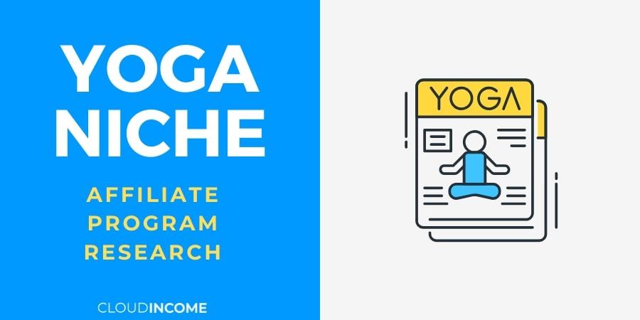 Yoga Affiliate Programs