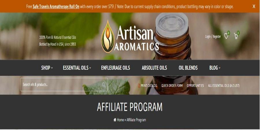 artisanaromatics
