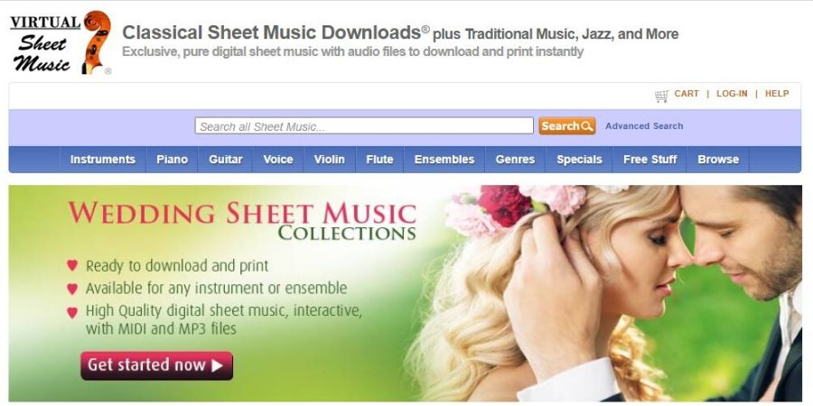 virtual-sheet-music