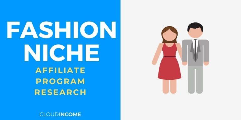 fashion-affiliate-niche