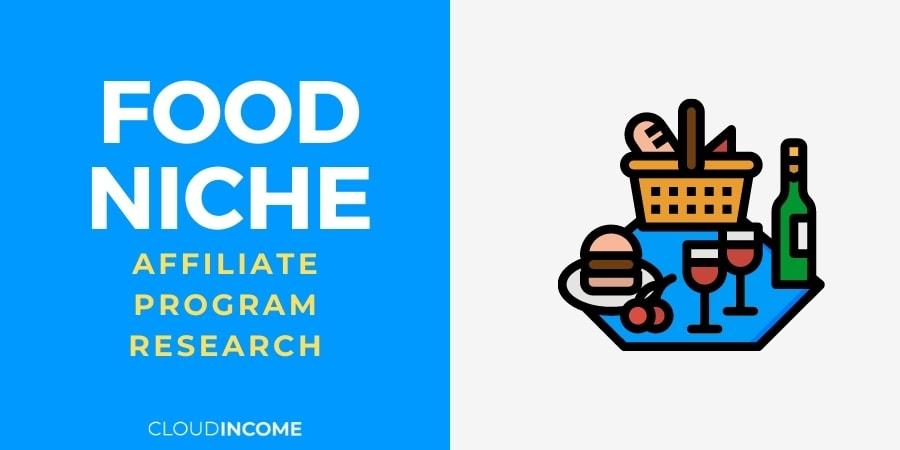 food-affiliate-niche