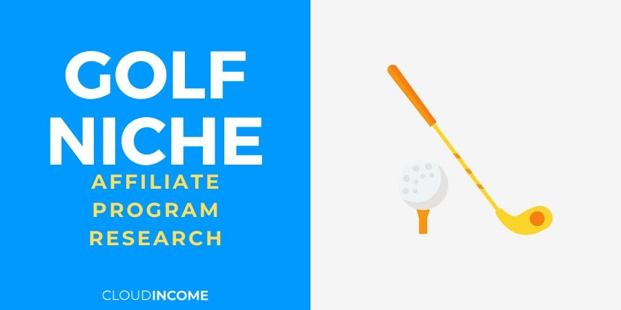 Golf Affiliate Programs – Take A Swing At This Highly Lucrative Niche