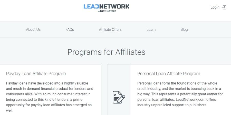 lead-network