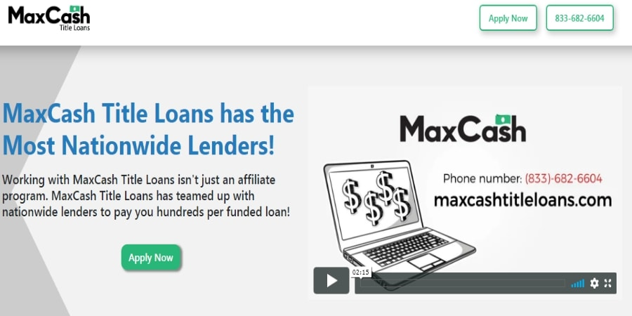 maxcash-title-loan
