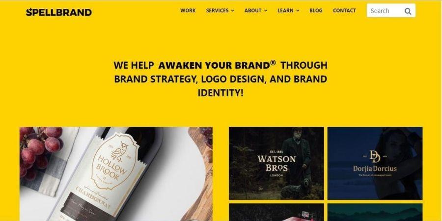 spell-brand