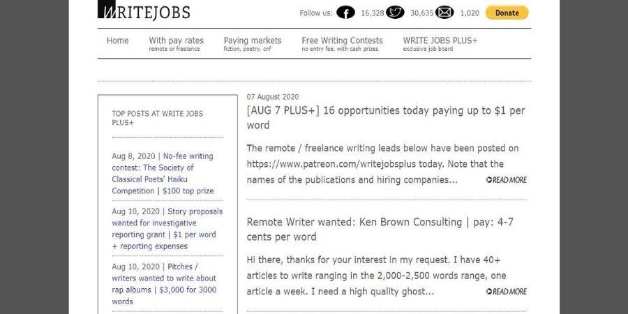 write-jobs