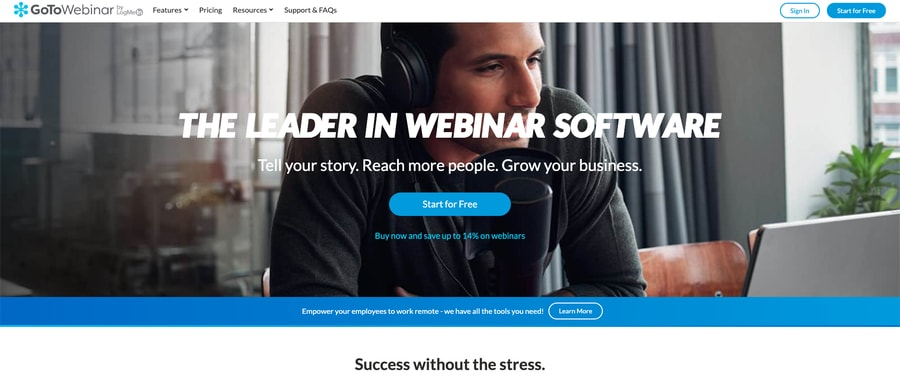 GoToWebinar Software
