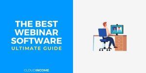 13+ Best Webinar Software Platforms (Updated For 2020)
