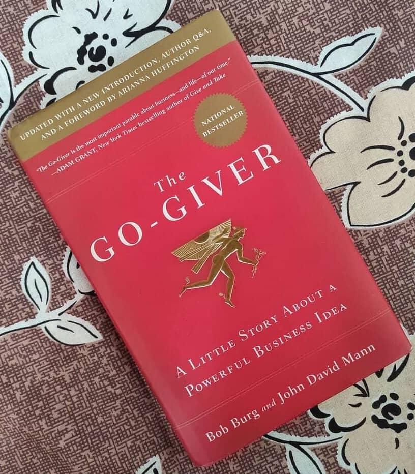 Go-Giver By Bob Burg
