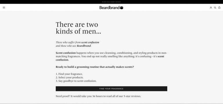 Beardbrand - Beard Products